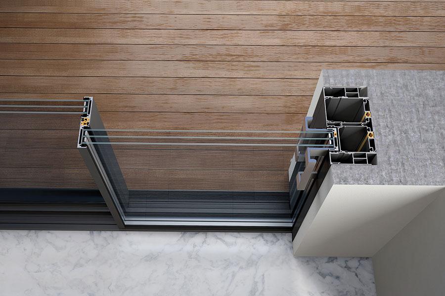 Serramenti in alluminio milano smart infissi 15 di for Serramenti economici
